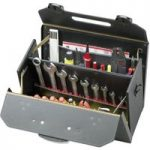 Parat 16.100.571 Top-Line Tool Case With Middle Wall 440 x 185 x 300mm