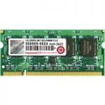 Transcend JM667QSU-1G JetRam 1GB JM DDR2 667 SO-DIMM 1Rx8 RAM