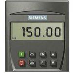 Siemens 6SE6400-0BP00-0AA1 Basic Operator Panel