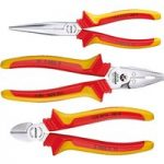 Gedore 1550594 VDE S 8003 H VDE Pliers Set 3pc