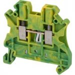 Schneider Electric NSYTRV22PE Screw Terminal Ground 2 Position 2.5mm