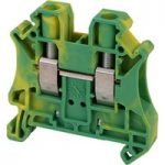 Schneider Electric NSYTRV62PE Screw Terminal Ground 2 Position 6mm
