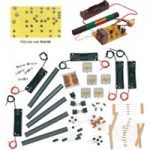 Rapid Radio Project Kit (No PCB) Set of 5