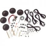 Rapid Audio Amplifier Project Kit, Pack of 5 (PCBs not included.)