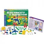 Thames&Kosmos 620417 Experiment Kit Electricity & Magnetism