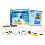 Thames&Kosmos 627928 Wind Power Renewable Energy Science Kit V3.0