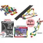 K'Nex 78620 Intro to Simple Machines: Wheels/Axles and Inclined Planes