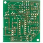 Pcb for Clap Switch Project Kit – Single