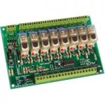 Velleman K8056 8-Channel Relay Card Kit
