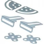 VEX Assorted Gusset Pack – pack of 6 – 2x Angle, 2x Plus, 2x Pivot