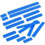 VEX IQ 2x Beam Foundation Add-on Pack (Blue)