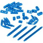 VEX IQ Standoff Foundation Add-on Pack (Blue)
