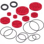 VEX IQ Pulley Base Pack (Red)