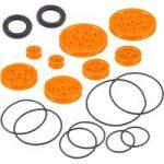 VEX IQ Pulley Base Pack (Orange)