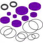 VEX IQ Pulley Base Pack (Purple)