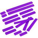 VEX IQ 2x Beam Foundation Add-on Pack (Purple)