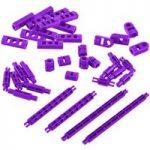 VEX IQ Standoff Foundation Add-on Pack (Purple)