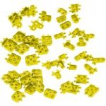 VEX IQ Corner Connector Foundation Add-on Pack (Yellow)