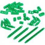 VEX IQ Standoff Foundation Add-on Pack (Green)