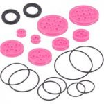 VEX IQ Pulley Base Pack (Pink)