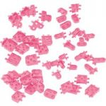 VEX IQ Corner Connector Foundation Add-on Pack (Pink)