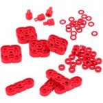 VEX IQ Specialty Beam Base Pack (Red)
