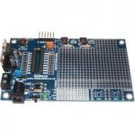 RK Education RKPK18PICKIT Compatible 18-Pin PIC Prototype PCB Kit