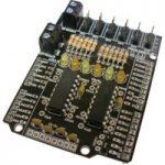 RK Education Shield L293D Servo Shield Compatible PCB Kit