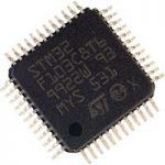 ST STM32F103C8T6 Microcontroller 32-bit ARM Cortex M3 72MHz 64kB L…