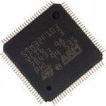 ST STM32F103VCT6 Microcontroller 32-bit ARM Cortex M3 72MHz 256kB …