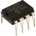 Microchip 24LC256-I/P 256K Serial EEPROM