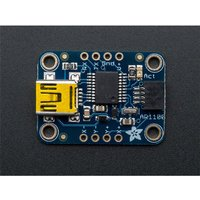 Adafruit 1580 Resistive Touch Screen to USB Mouse Controller