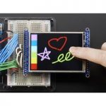 Adafruit 1770 2.8″ TFT LCD Display with Touchscreen Breakout & Mic…