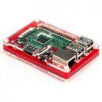 Pimoroni PIM156 Pibow 3 Coupé Case for Raspberry Pi (Pi 3, 2, & B+)