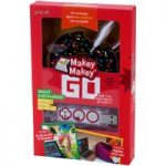 Makey Makey® GO Includes Case with Magnet, Croc Lead, Keyring & In…