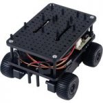4tronix Initio 4WD Robot Platform Inc Motors, Gearboxes, and Encoders