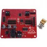 4tronix RoboHAT Robotics Controller Board for Raspberry Pi