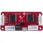 4tronix PiStep2 Quad Stepper Motor Controller for Raspberry Pi