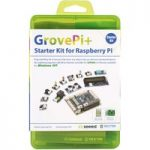 Seeed 110060161 GrovePi+ Starter Kit for Raspberry Pi B+, 2, & 3