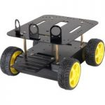 Seeed ROB103F3M 4WD Arduino Compatible Robotics Platform Inc Motor…