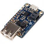Adafruit 2465 PowerBoost Charger for Rechargeable 5V LiPo or LiIon…