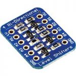 Adafruit 757 Logic Level Converter I2C Safe Bi Directional 4 Channel