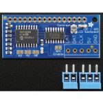 Adafruit 292 I2C and SPI LCD Display Backpack