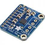 Adafruit 1712 Stereo 2.8W Class D Audio Amplifier I2C Control AGC