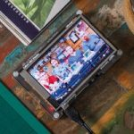 Pimoroni PIM297 3.5″ High Resolution TFT Touch Display for the Ras…