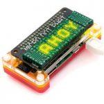 Pimoroni PIM187 Microdot pHAT for Raspberry Pi Display in Green