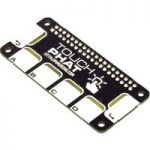 Pimoroni PIM272 Touch pHAT with 6 Capacitive Touch Buttons & LEDs