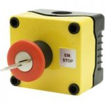 Hylec 1DE.01.03AB Emergency Stop Button 22mm Key Switch