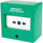 Comus CP84SGS Resettable Green Emergency Door Release Point