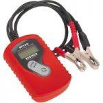 Sealey BT103 Digital Battery Tester 12V